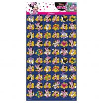 Stickervel Minnie Mouse