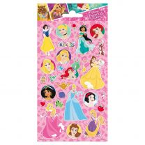 Stickervel Twinkle - Disney Prinses
