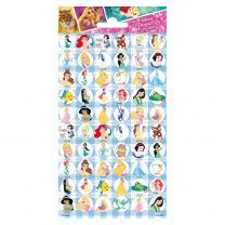Stickervel Disney Prinses