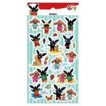Stickervel Twinkle - Bing