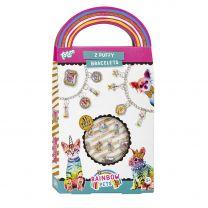 Totum Rainbow Pets - Puffy Charm Bracelets