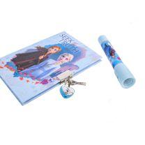 Disney Frozen II Geheim Dagboek met UV-pen