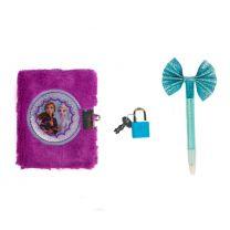 Disney Frozen II Pluche Dagboek met Pen