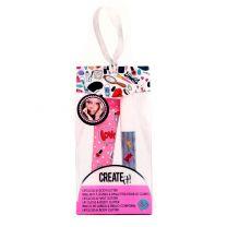Create It! Lipgloss & Bodyglitter - Zilver
