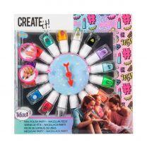 Create It! Nagellak Set met Keuzerad, 16st.