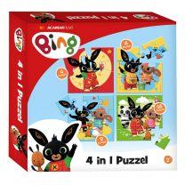 Bing Puzzel, 4in1