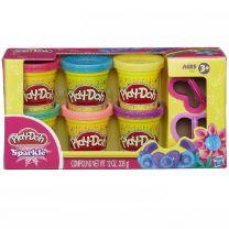 Play-Doh Glitter Set