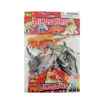 Dinosaurusfiguren 8 Stuks