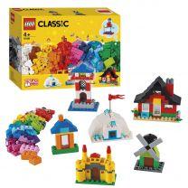LEGO Classic 11008 Stenen & Huizen