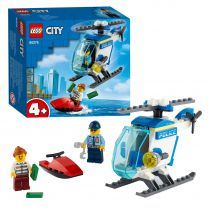 LEGO City 60275 Politiehelikopter