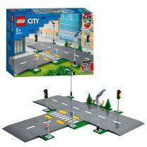 LEGO City Town 60304 Wegplaten