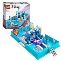 LEGO Disney Princess 43189 Elsa en de Nokk Verhalenavonturen