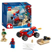 LEGO Marvel 76172 Spider-Man en Sandman Duel