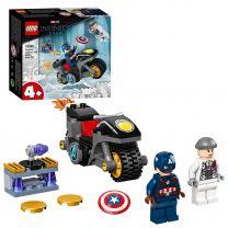 LEGO Super Heroes 76189 Capitain America Hydra Confrontatie