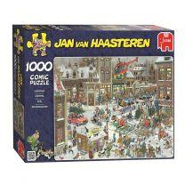 Jan van Haasteren Kerstmis, 1000st.