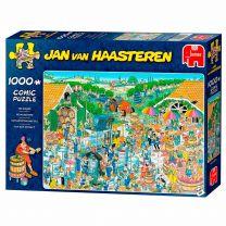 Jan van Haasteren Puzzel - De Wijnmakerij, 1000st.