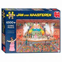 Jan van Haasteren Puzzel - Eurosong Contest, 1000st.