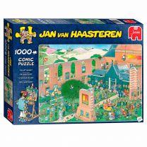 Jan van Haasteren Puzzel - De Kunstmarkt, 1000st.