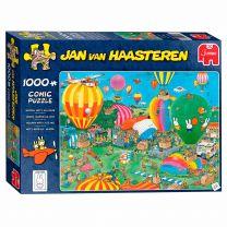 Jan van Haasteren Puzzel - Viert Nijntje 65 jaar, 1000st.