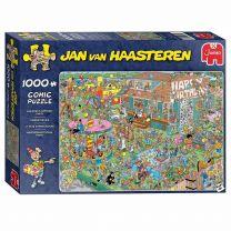 Jan van Haasteren Puzzel - Birthday Party, 1000st.