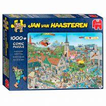 Jan van Haasteren Puzzel - Texel, 1000st.