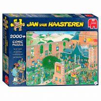 Jan van Haasteren Puzzel - De Kunstmarkt, 2000st.