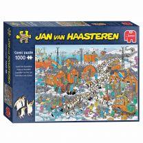 Jan van Haasteren - Zuidpool, 1000st.