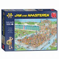 Jan van Haasteren - Bomvol Bad, 1000st.