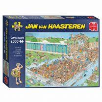 Jan van Haasteren - Bomvol Bad, 2000st.