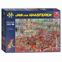 Jan van Haasteren - La Tomatina, 1000st.