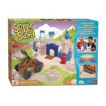 Super Sand Knight Castle