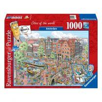 Fleroux: Amsterdam, 1000st.