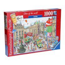 Fleroux: London, 1000st.
