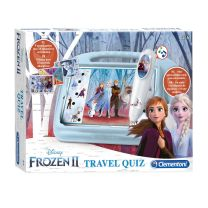 Clementoni Travel Quiz Frozen 2