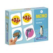 Clementoni Memo Onderwaterwereld