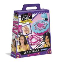 Clementoni Crazy Chic - Nagel Manicure