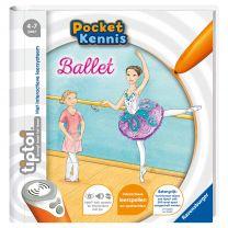 Tiptoi Pocket Kennis - Ballet