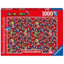 Challenge Puzzel Super Mario, 1000st.