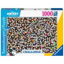 Challenge Puzzel Mickey Mouse, 1000st.