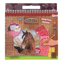 Design je eigen Pony Schetsboek