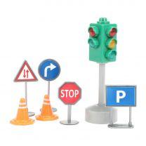 Verkeersborden & Stoplicht
