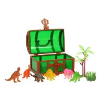 Schatkist met Dino's