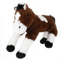 Knuffel Paard Liggend, 60cm