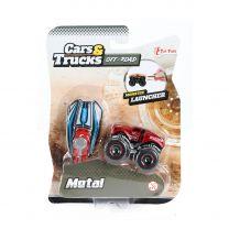 Cars & Trucks Afschiet Mini Monster Truck
