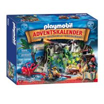 Playmobil 70322 Adventskalender Schattenjacht Piraten