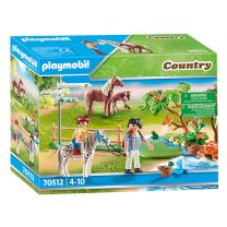 Playmobil 70512 Gelukkige Ponyreis