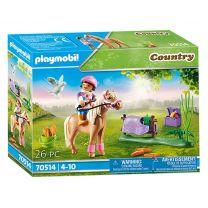 Playmobil 70514 Verzamelpony IJslander