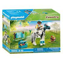 Playmobil 70515 Verzamelpony Lewitzer