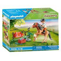 Playmobil 70516 Verzamelpony Connemara
