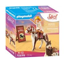 Playmobil Spirit 70698 Rodeo Abigail
